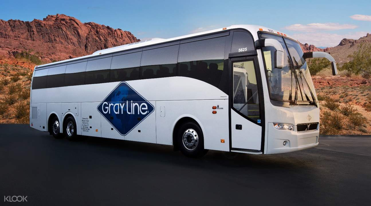 gray line bus tour from las vegas to grand canyon
