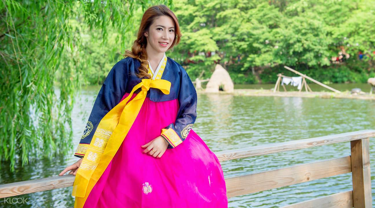 Hanbok experience Seoul
