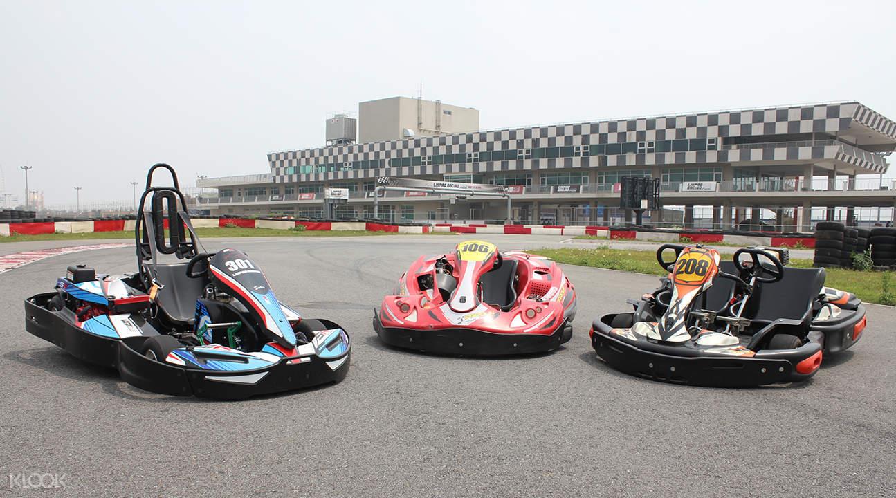 karts in lihpao racing park