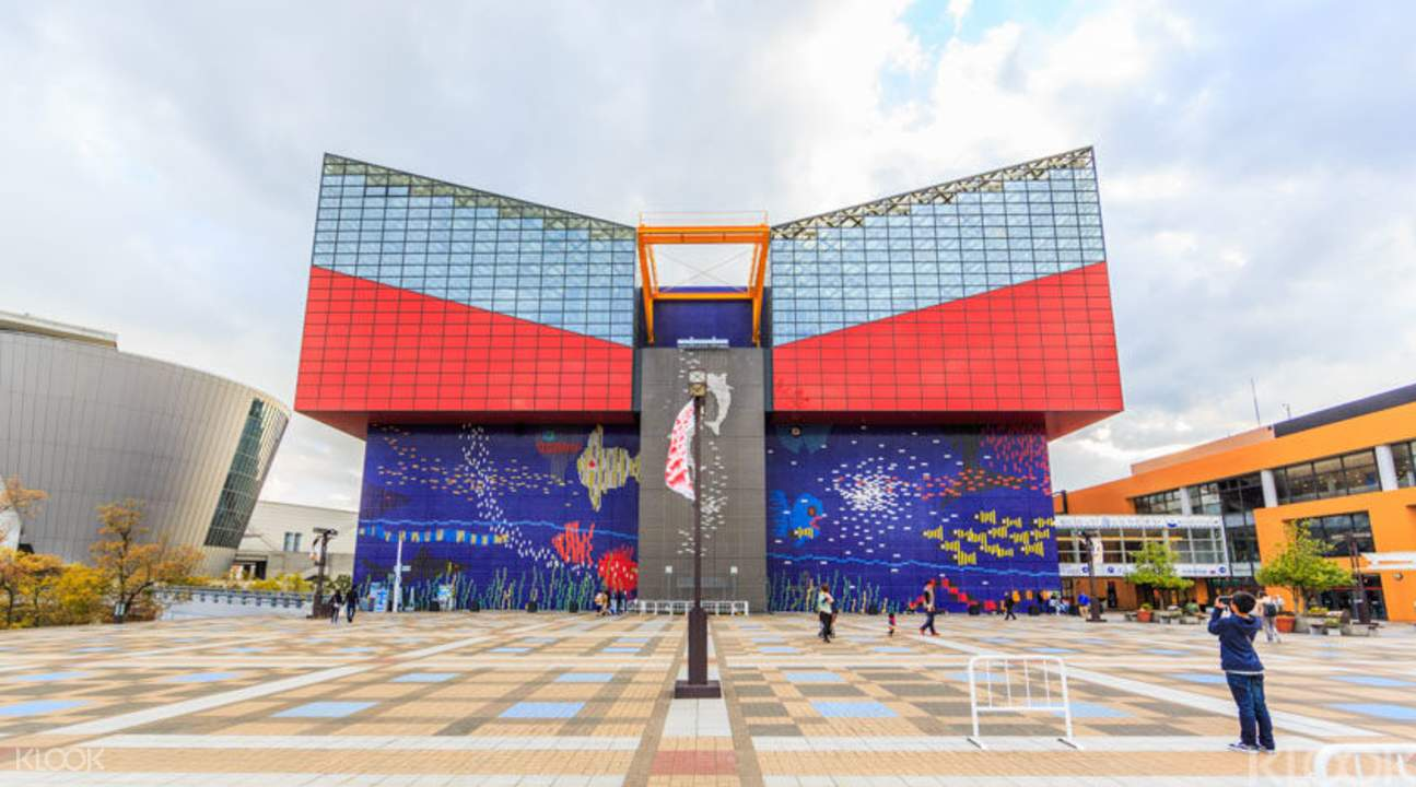 Osaka Aquarium Kaiyukan Tickets - Klook