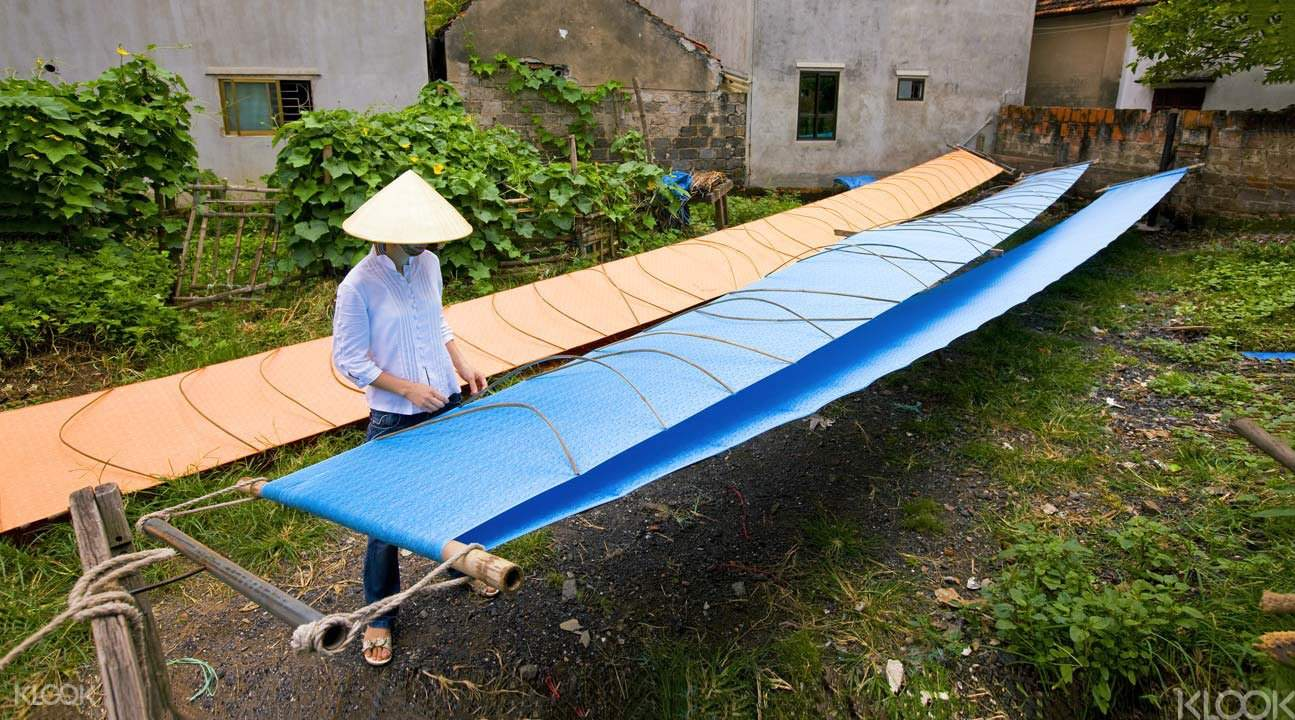 silk making