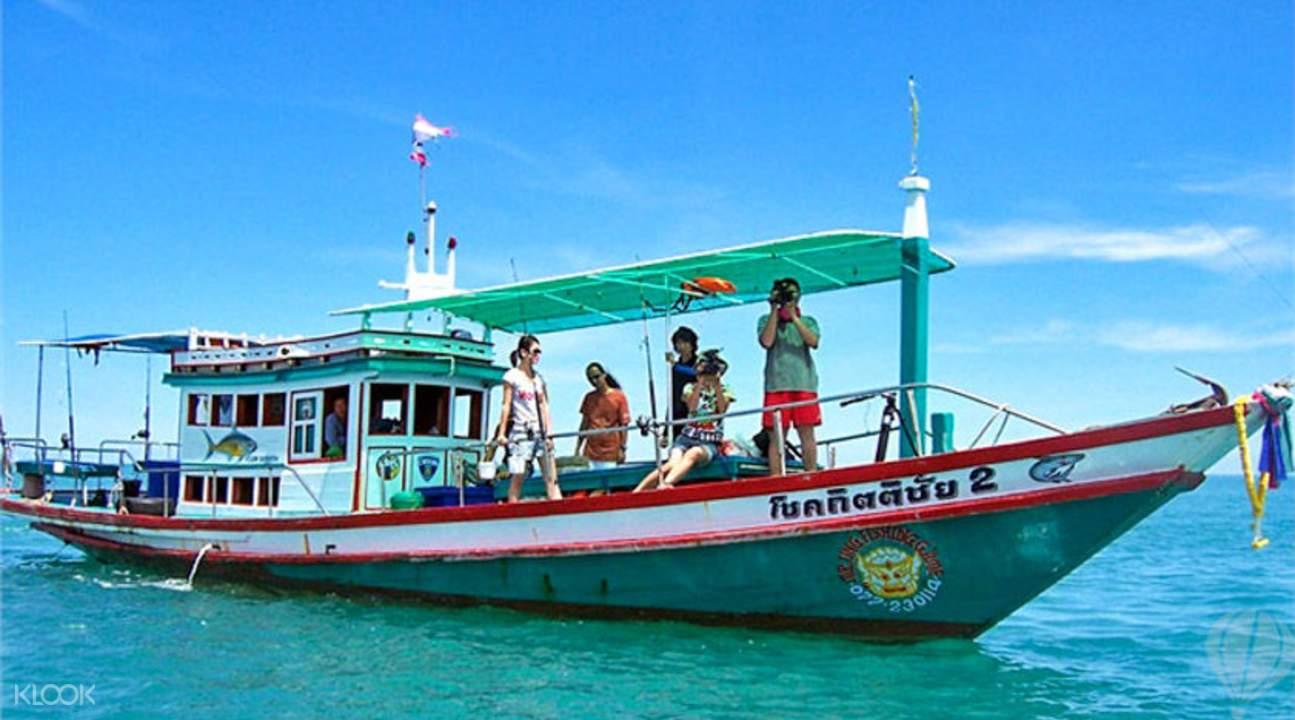 蘇梅大海釣魚歷險