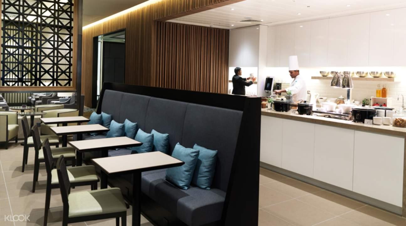 伦敦希思罗国际机场贵宾室