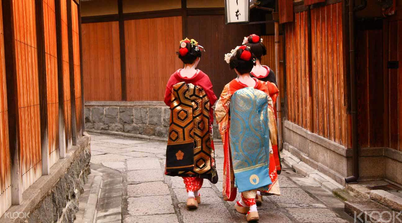 rental for yukata in Kyoto