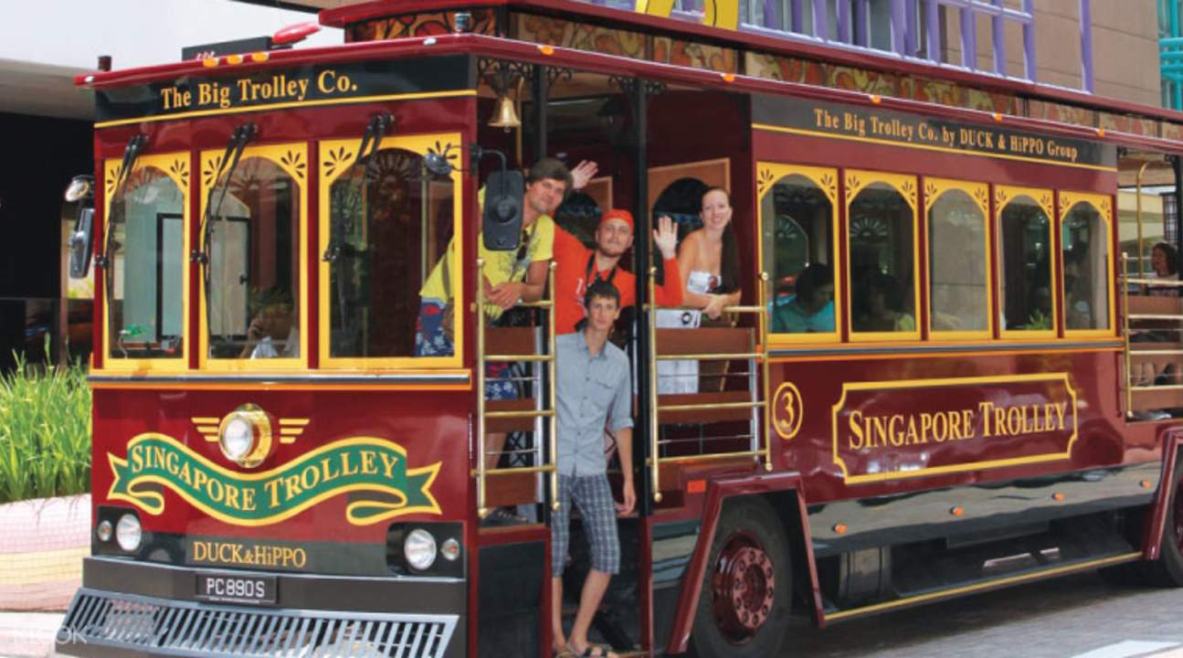 Classic Trolley Tour