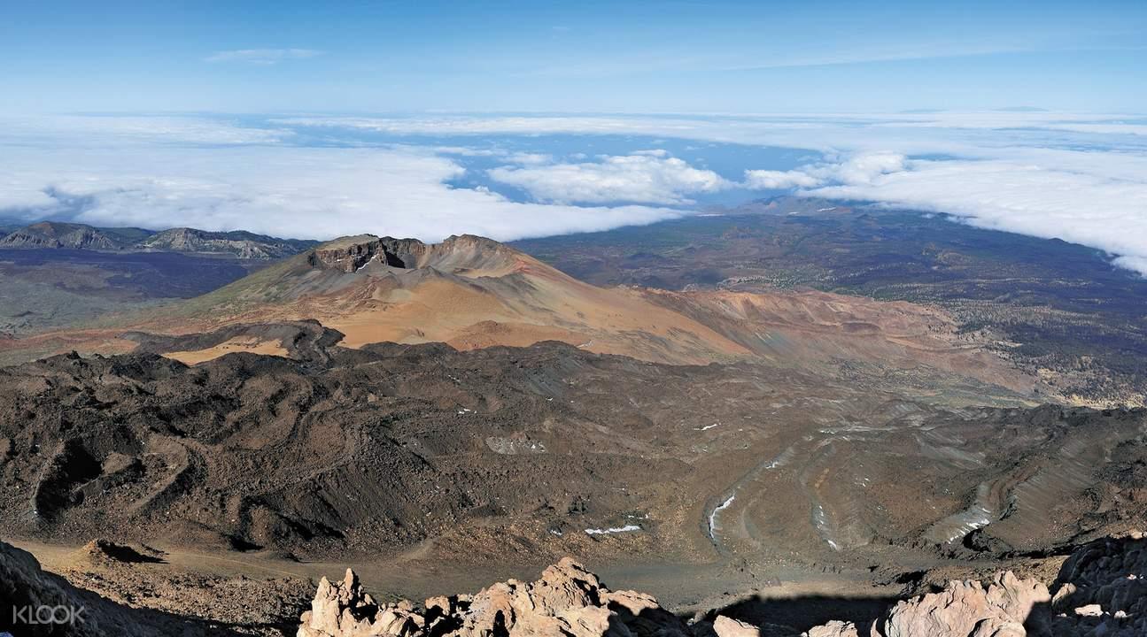 natural landscapes in tenerife
