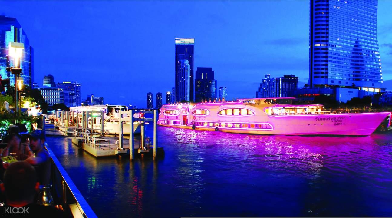 珍珠號湄南河浪漫巡遊(含自助餐)
