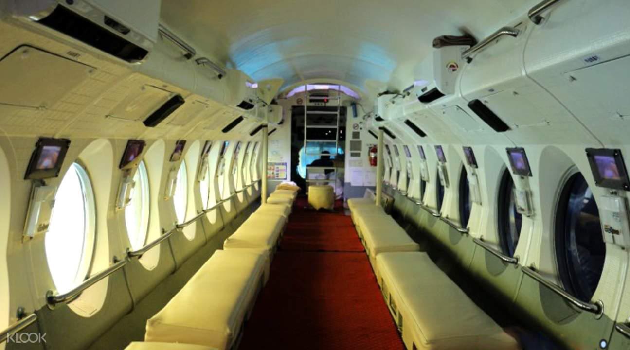 濟州馬羅島潜水艇