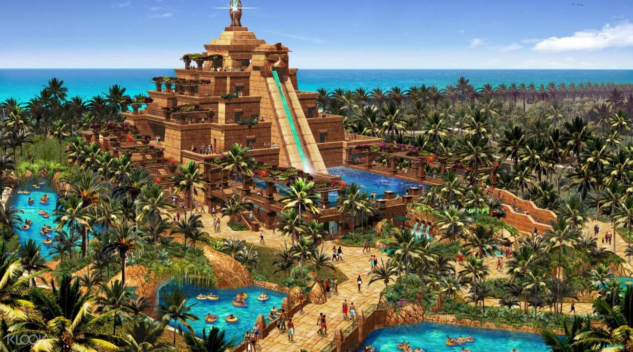 Atlantis Aquaventure Water Park Day Pass