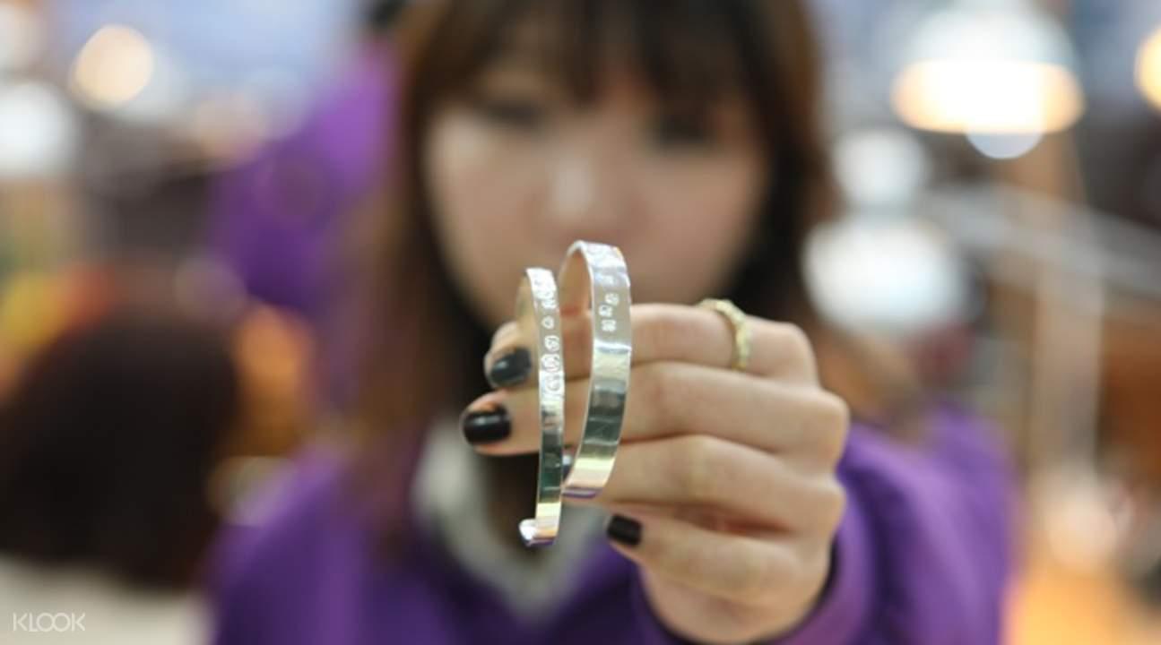 戒指訂做韓國