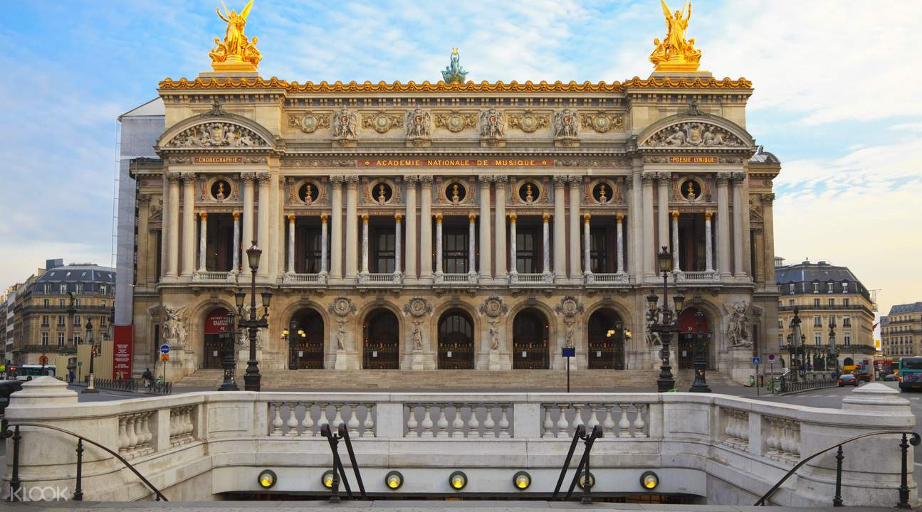 巴黎加尼葉歌劇院