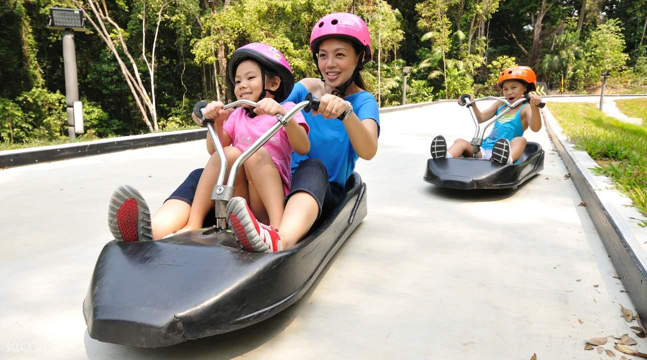 新加坡斜坡滑車