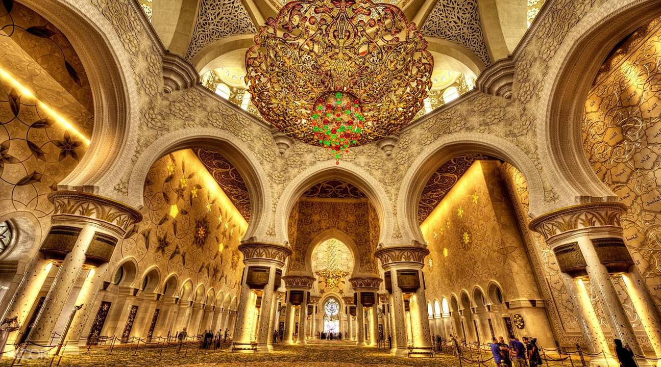 what to do in abu dhabi