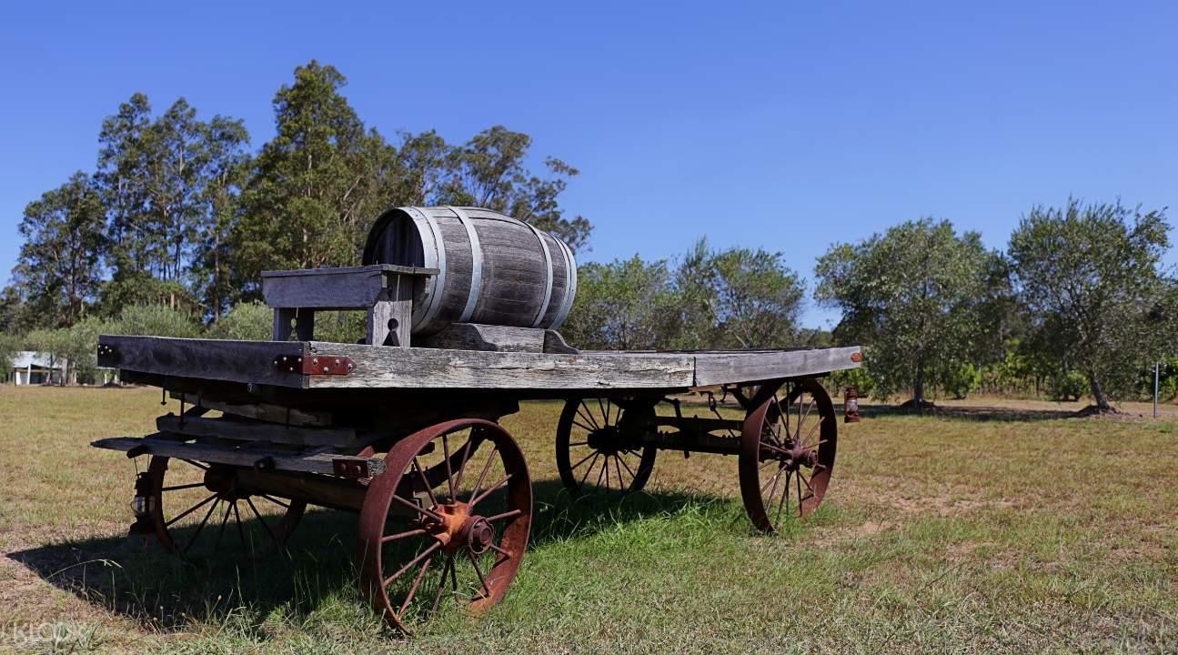 雪梨獵人谷