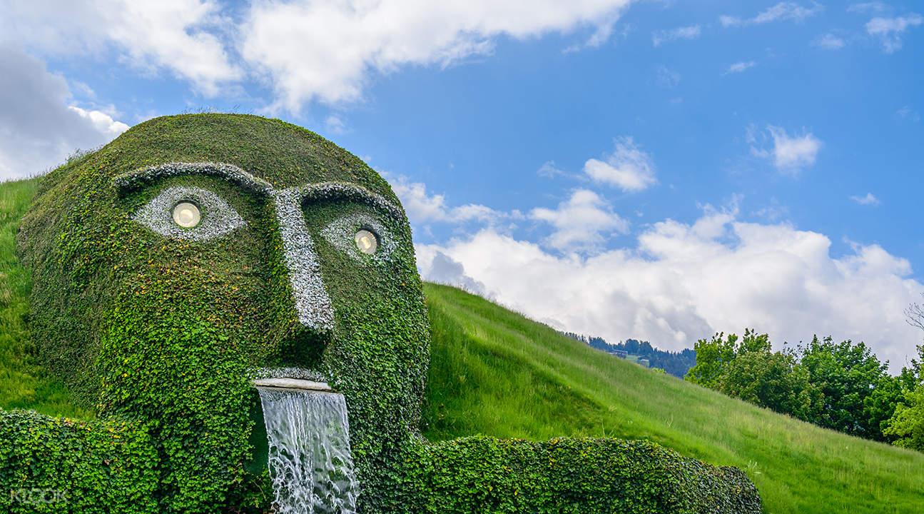Innsbruck and the Swarovski's Crystal World