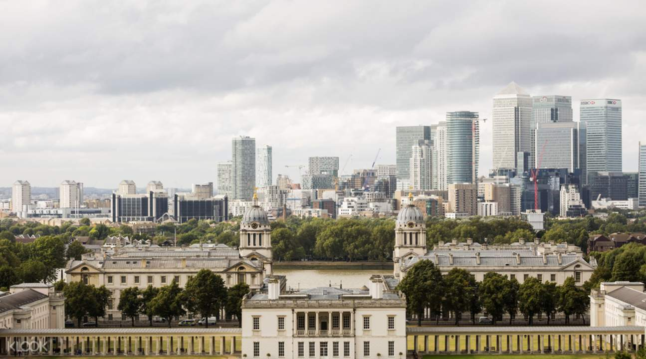 greenwich observatory view
