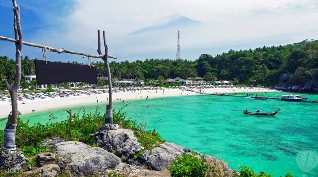 Raya Island Snorkeling Tour