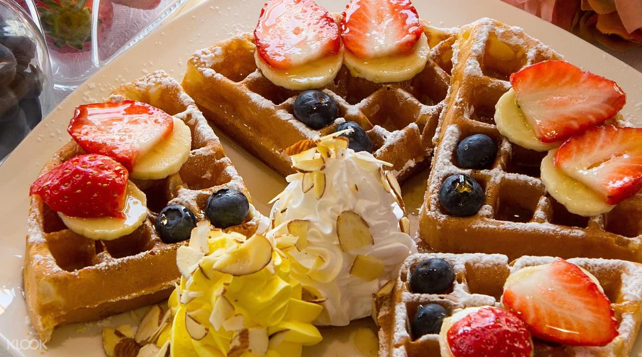 waffle monster seoul