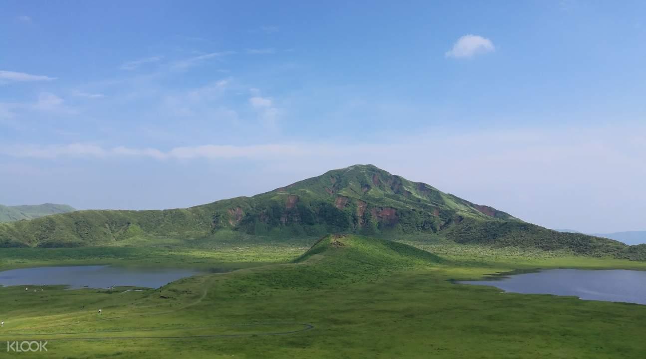 高千穗峽、阿蘇火山一日遊