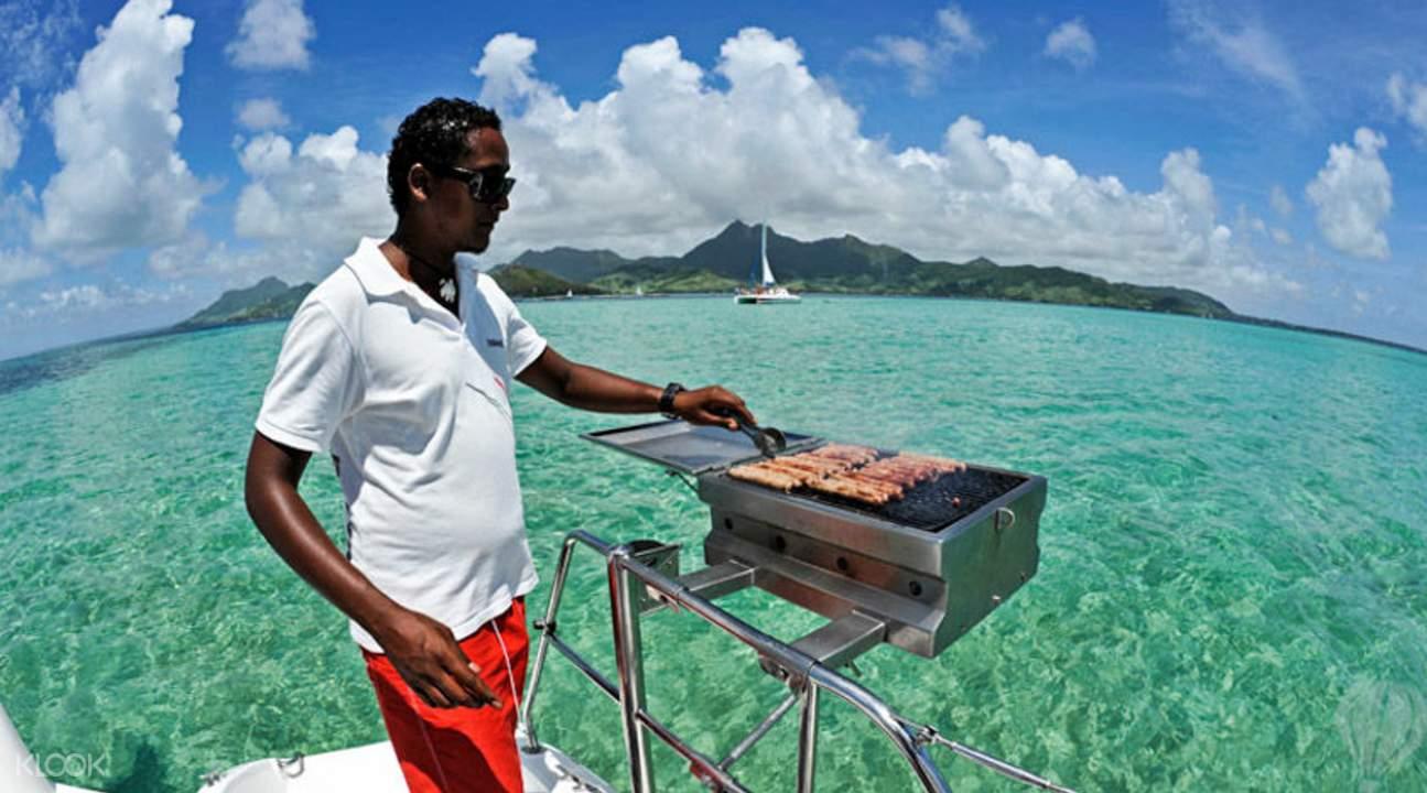 Fun activities in Mauritius