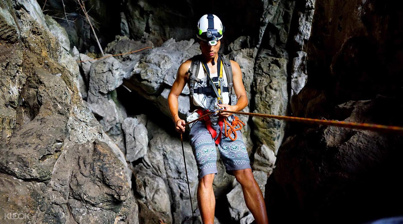 Chiang Mai caves
