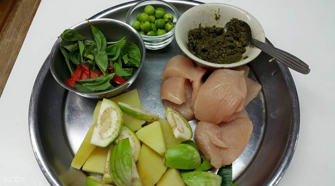 sitca thai cooking class koh samui