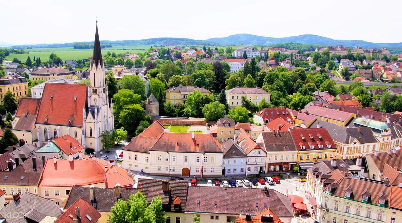 ทัวร์หุบเขาดานูบ (Danube Valley)