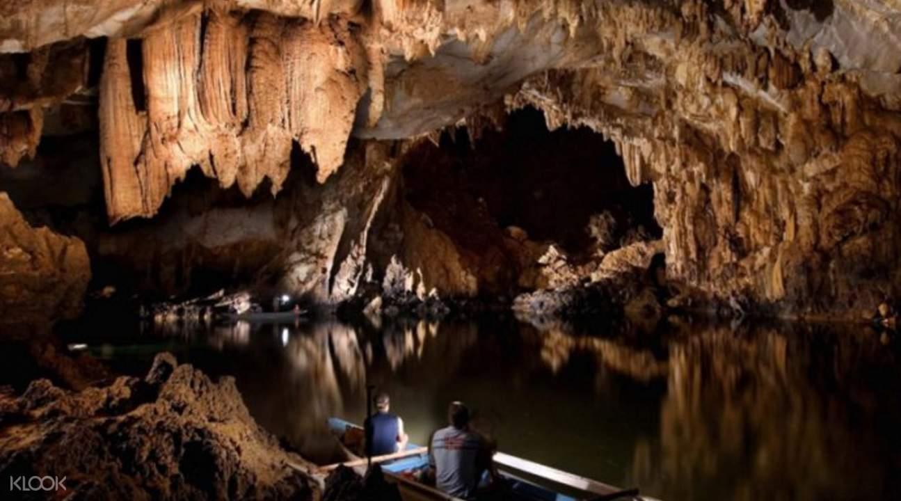 普林塞萨港地下河国家公园