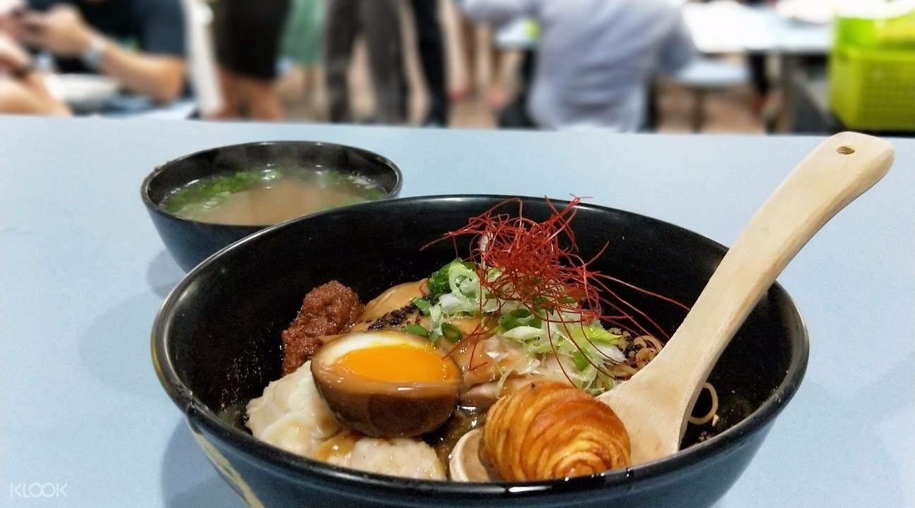 【A Noodle Story超好面】免排隊券- 新加坡廈門街熟食中心