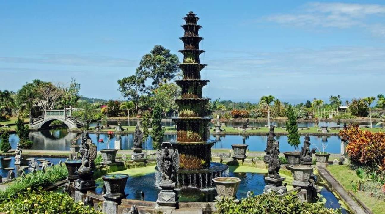 巴厘東部遠古王國