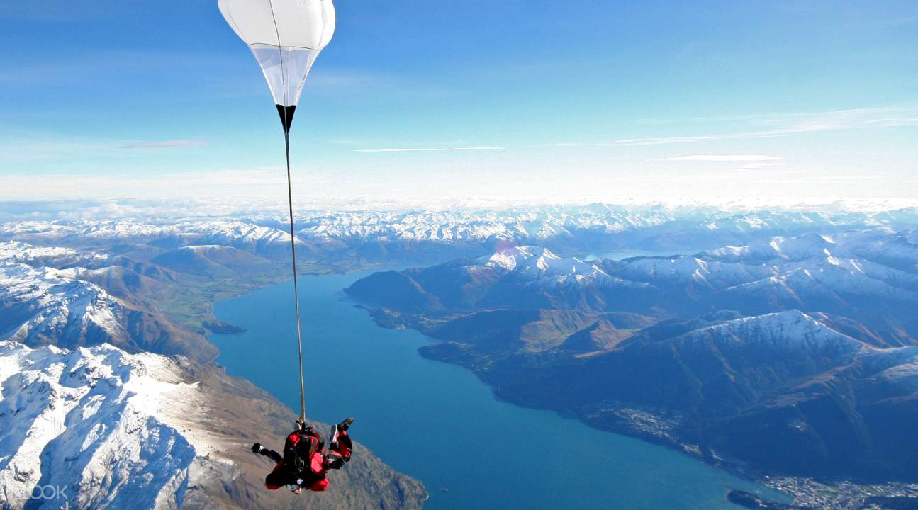NZONE Skydive Queenstown - Klook