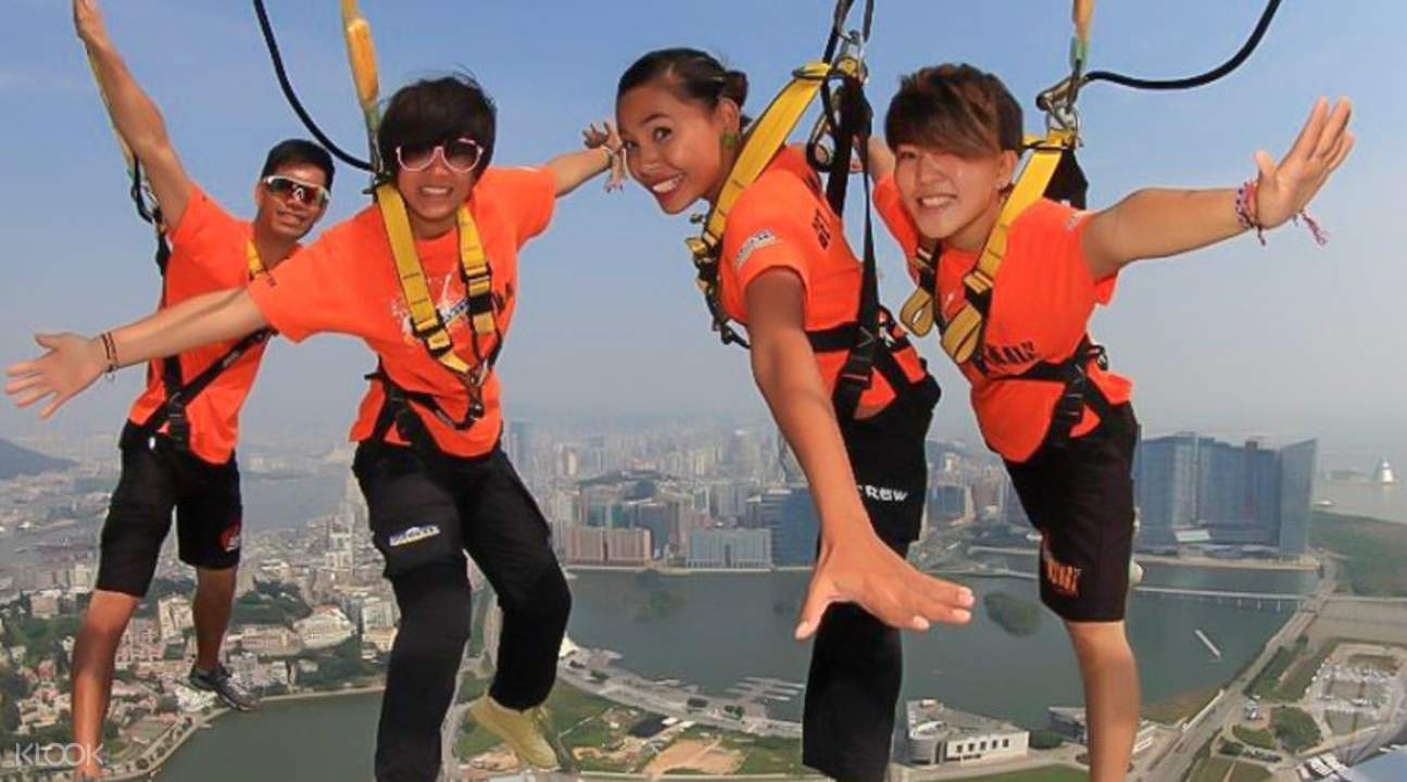 macau tower skywalk discount