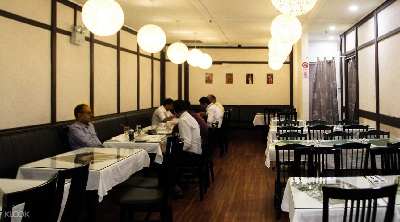 Khantha's Kitchen in Tanjong Pagar