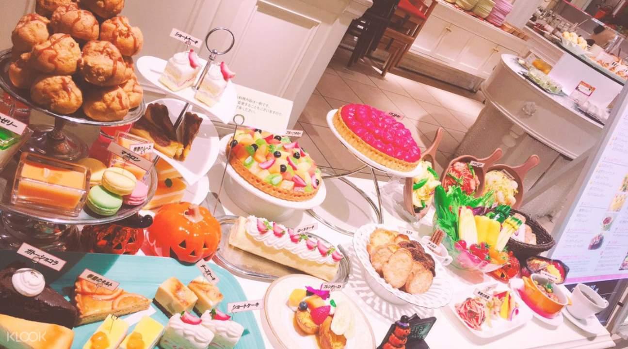 Salon de Sweets甜品