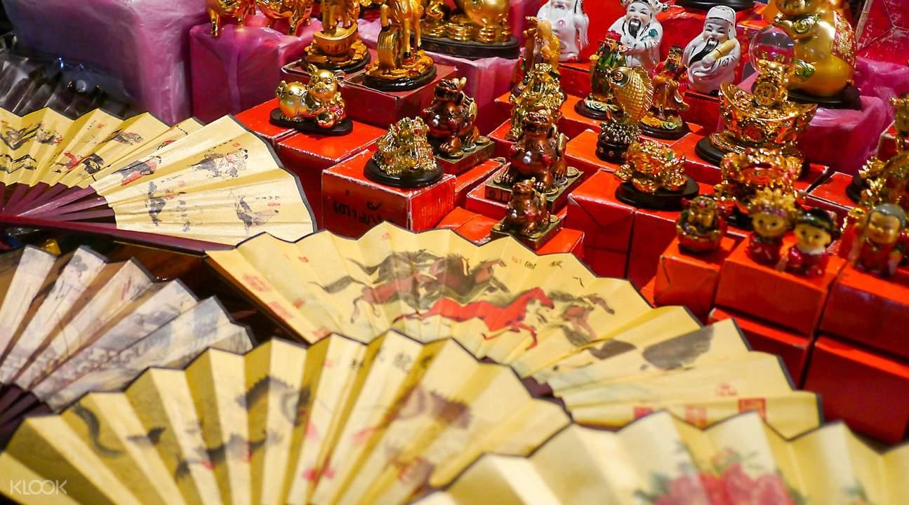 Yaowarat Street (Chinatown) Food Tour Bangkok Thailand