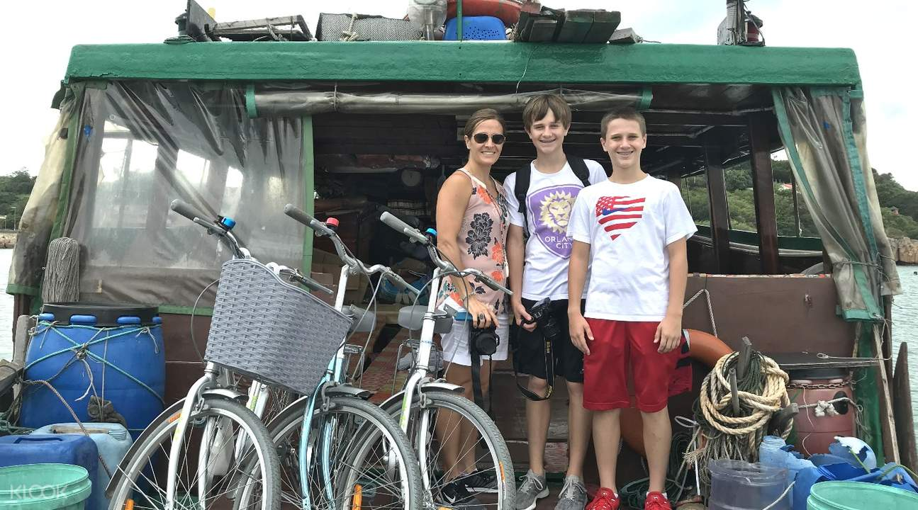 cheung chau island ferry