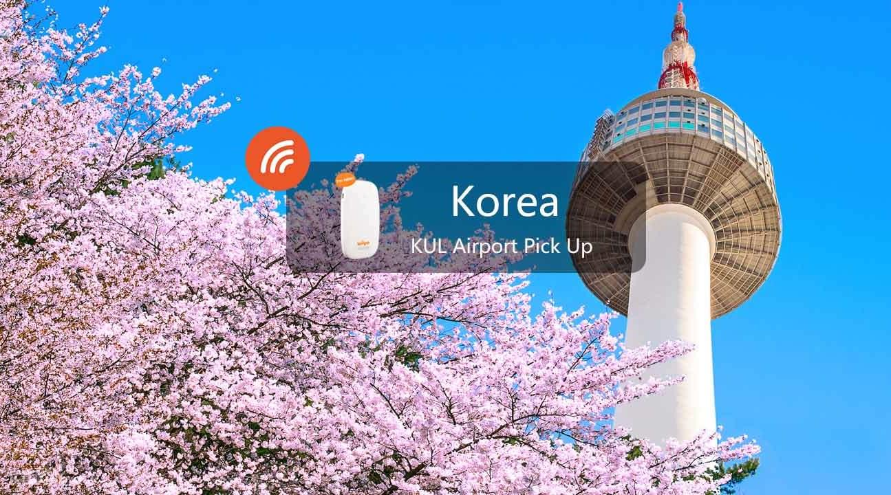 korea wifi device