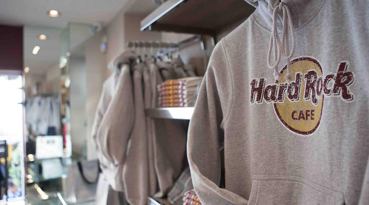 舊金山Hard Rock Cafe硬石搖滾主題餐廳餐券
