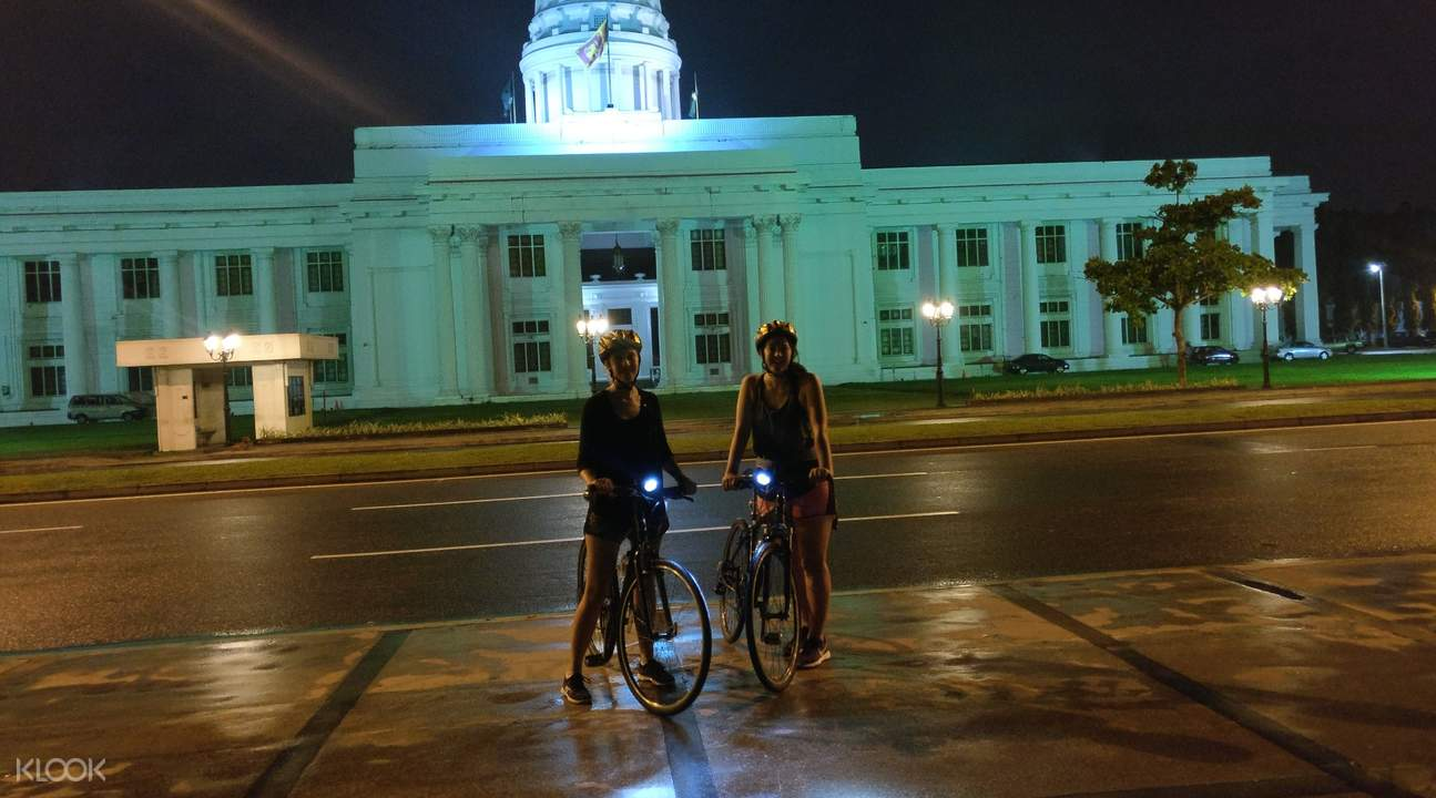 cycling tour colombo