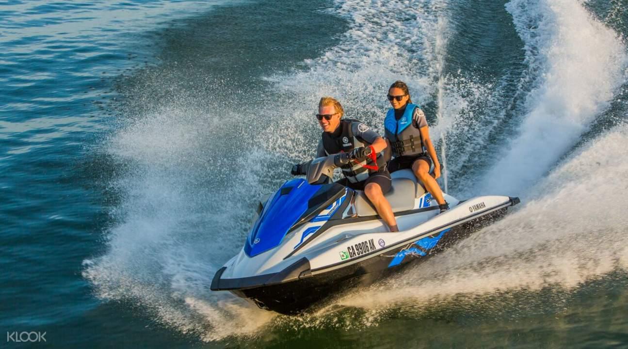 pengalaman jet ski gold coast