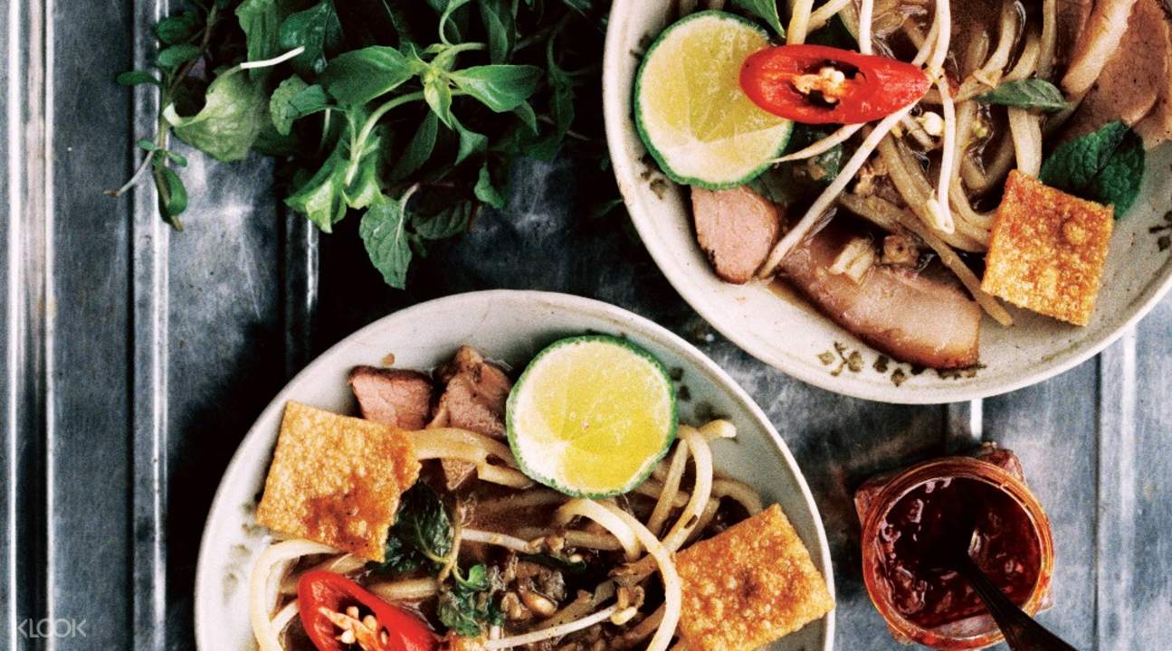 越南美食 會安高樓面cao lu