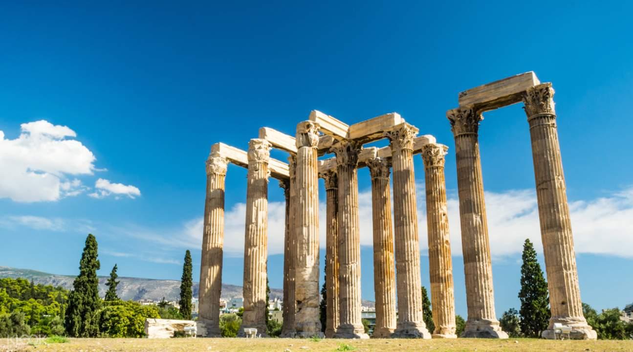 雅典奥林匹亚宙斯神庙