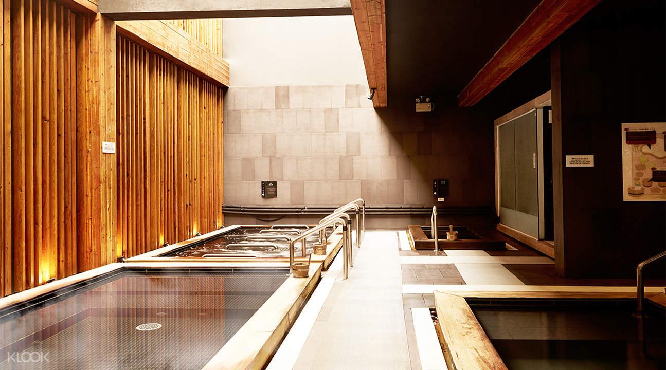 泰國曼谷湯之森日式溫泉館