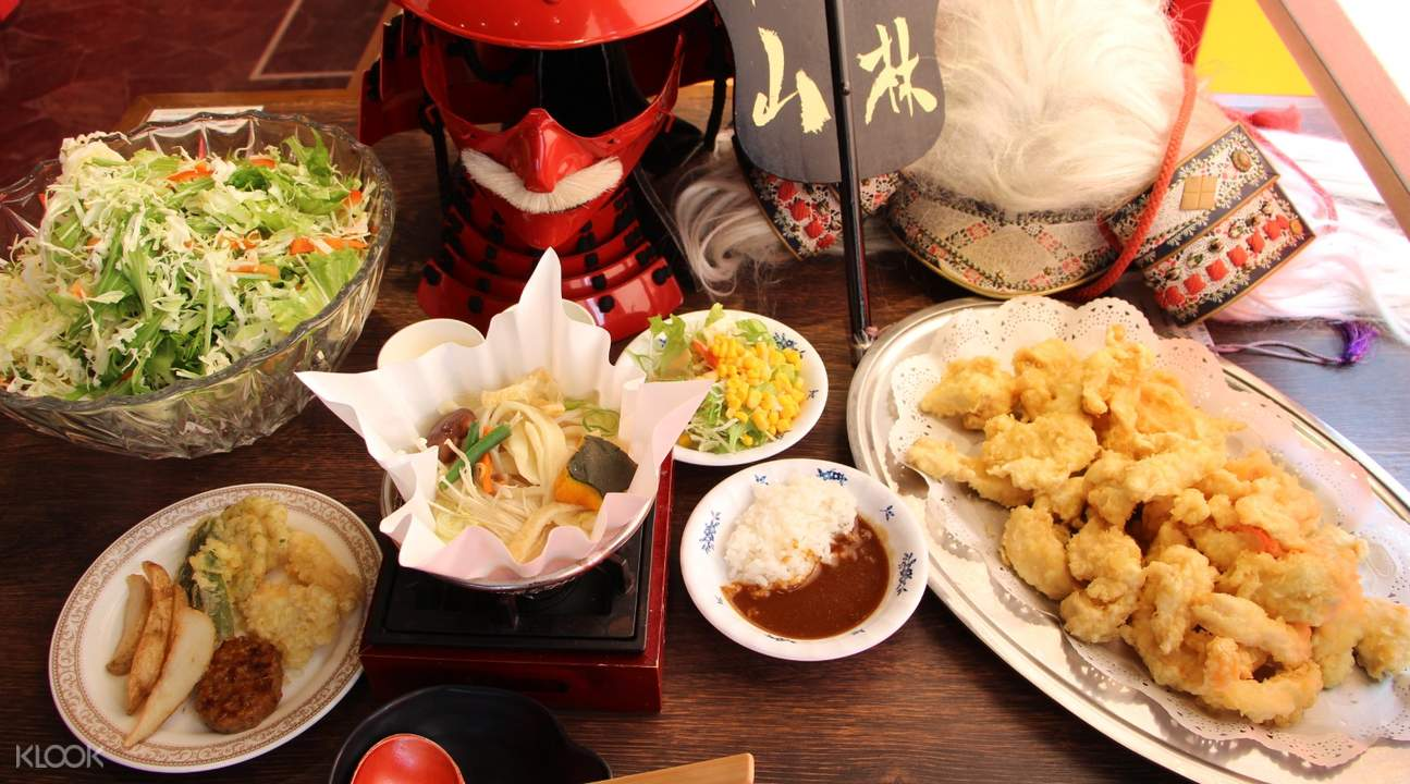 富士山景觀餐廳