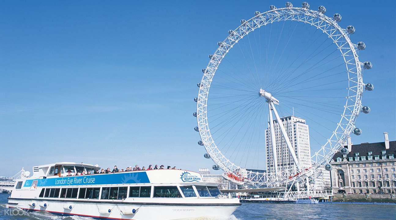 泰晤士河游船