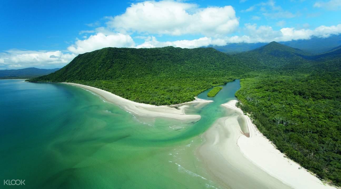 银梭号外堡礁苦难角游船两日游,外堡礁2日游,丹翠雨林苦难角
