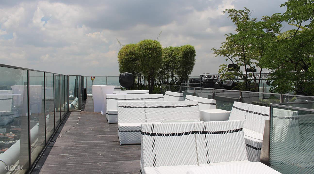 新加坡最高觀景平台