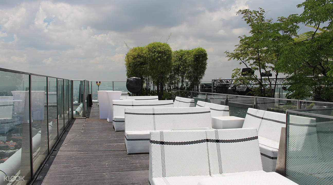 新加坡最高观景平台