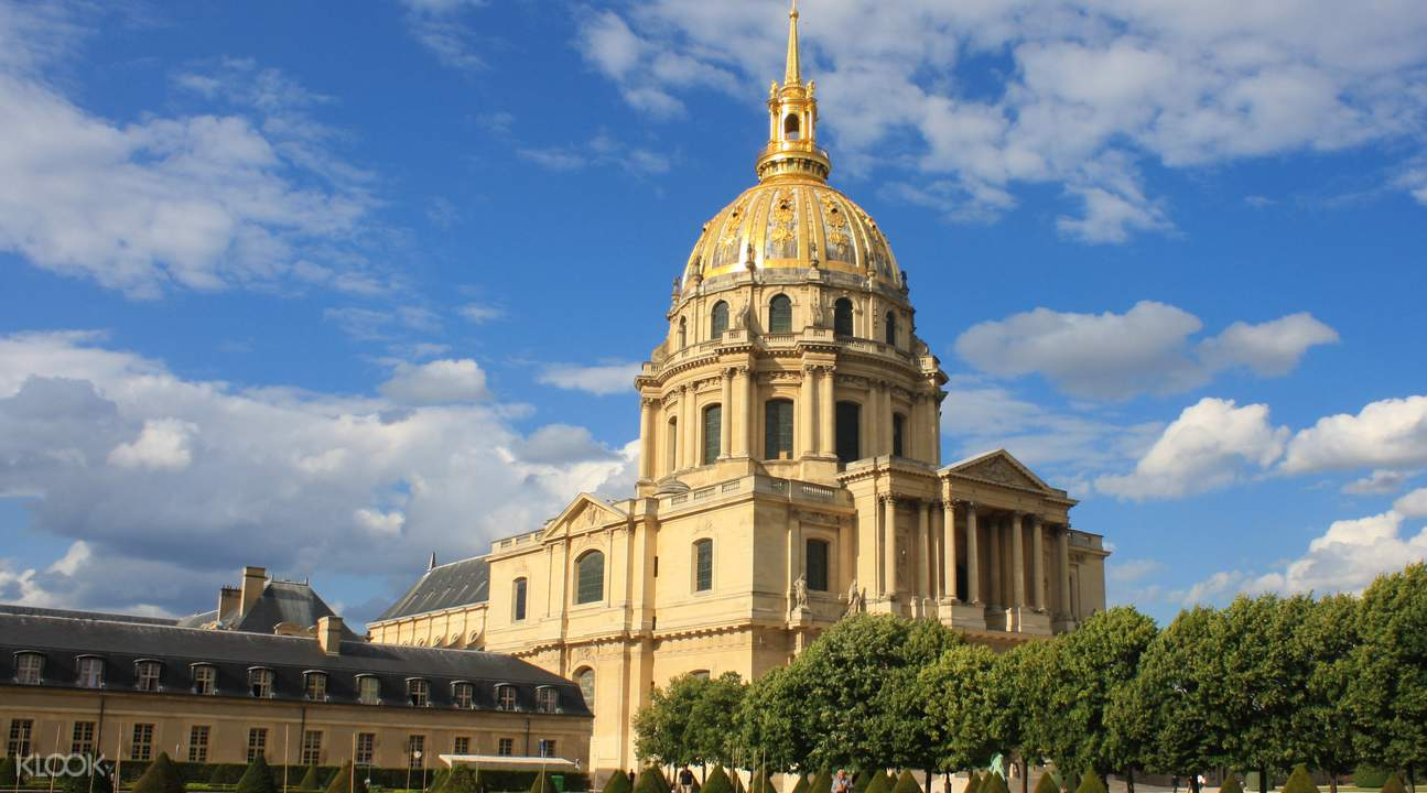 les invalides hours