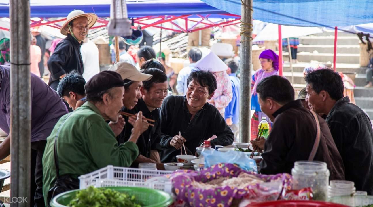 Sapa Bac Ha Market